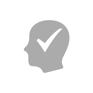 Clear mind icon